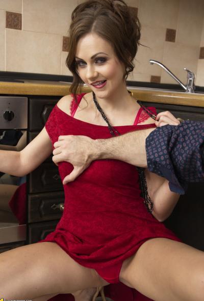 Анал с женой на кухне 6 фото