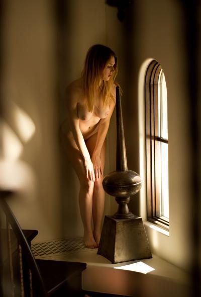 Молоденькая модель Ashley Lane 6 фото