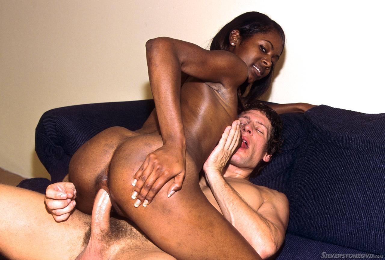 Секс с негритянкой впечатления