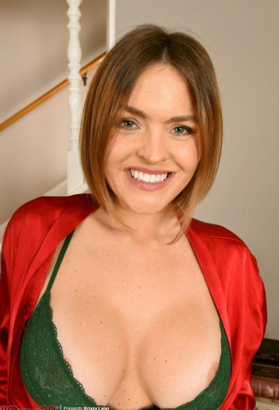 30-летняя милфа Krissy Lynn 2 фото