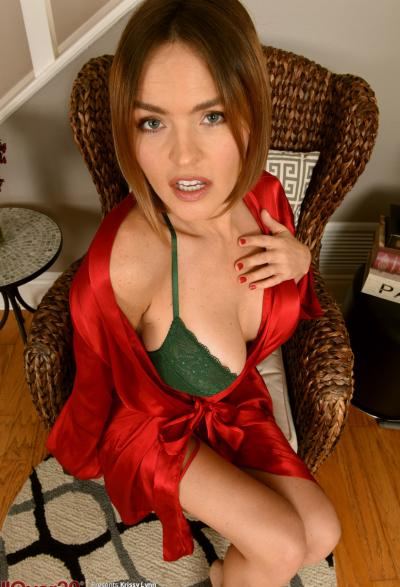 30-летняя милфа Krissy Lynn 3 фото
